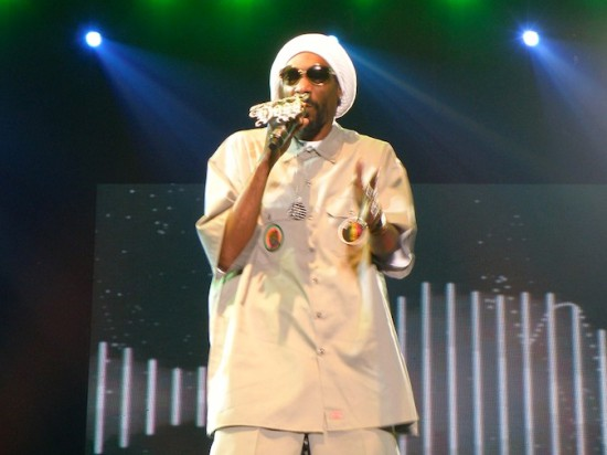 Snoop Dogg live in Amanora Park Town/ Pune, Jan.11th 2013