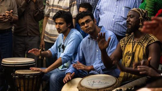 delhi drum circle