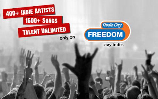 Planet Radio city Freedom
